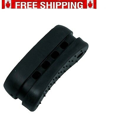 UTG Deluxe Combat Style SKS Butt Pad, 2-Inch, Black (RB-SKBTP02A) BRAND NEW