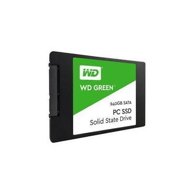 Disco Duro Solido Ssd Wd Green 240Gb 2.5 Sata 7Mm Wds240G1G0A 718037852966 Weste