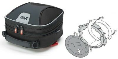 GIVI XS319 Tank Bag with Tank Bag Ring for Ducati NEW