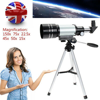 High-Powered HD Astronomical Telescope Monocular Space Spotting Scope Spyglass