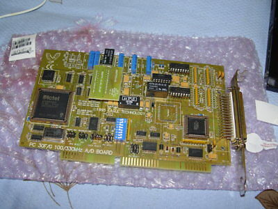 EAGLE Cyber Research PC 30F/G 100/330 KHz A/D ISA  board