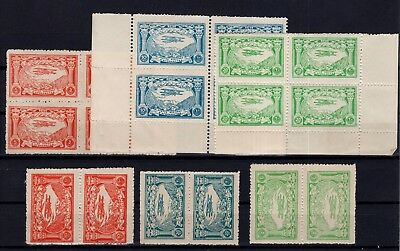 P42227/ Afghanistan / Airmail – Y&t # 1 / 6 Neufs ** / Mint Mnh 315 €