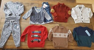 baby boys bundle 12-18 months