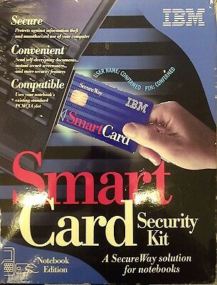 IBM Smart Card Security Kit Notebook Edition