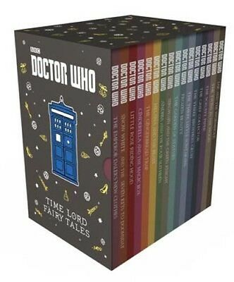 Doctor Who: Time Lord Fairy Tales Slipcase Edition |