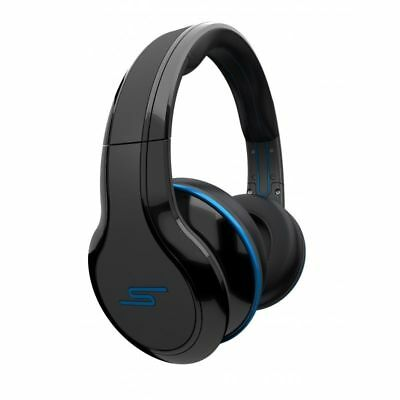 SMS Audio STREET by 50 Cent Wired Over-Ear Headphones - Black