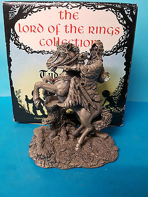 Black Rider The Lord of the Rings  #5036 Tudor Mint  Boxed