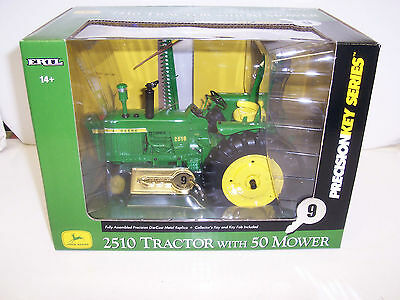John Deere 2510 Tractor With 50 Mower (Precision Key Series 9) (Tbe45177)