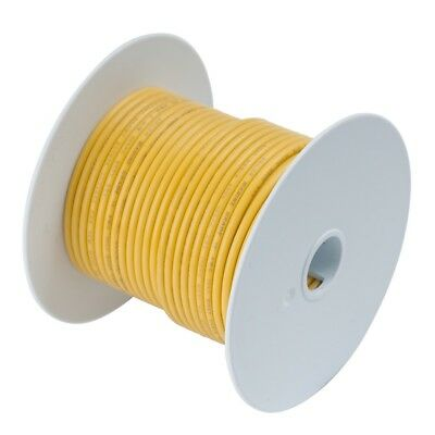 Ancor Yellow 25' 6 Awg Wire