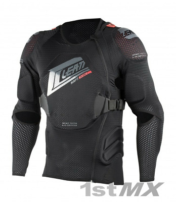 2018 Leatt 3DF Airfit Body Protector Motocross Pressure Suit Adults Small Medium