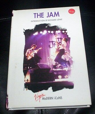 Lovely Collectable Book Virgin Modern Icons The Jam