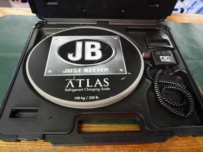 Atlas Refrigerant Charging Scale