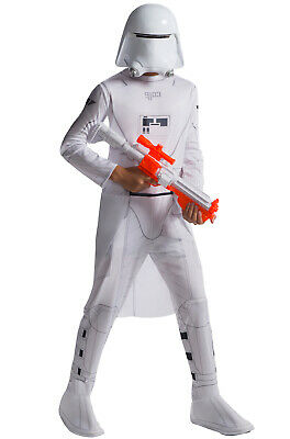 Brand New Star Wars Snowtrooper Child Costume
