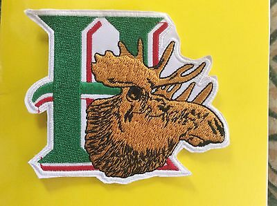 Patch Badge Halifax Mooseheads - Quebec Major Junior Hockey League - Qmjhl