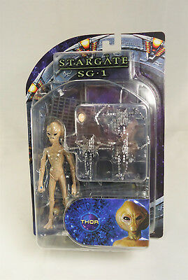StarGate SG-1 Series 2 THOR action figure (Unopened)