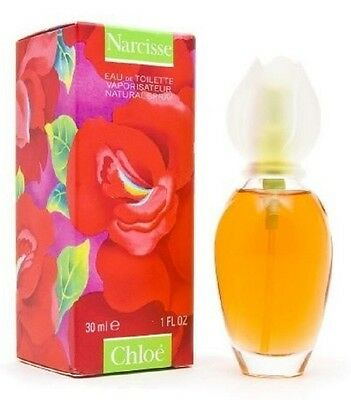 NARCISSE CHLOE de CHLOÉ - Colonia / Perfume EDT 30 mL - Mujer / Woman / Her