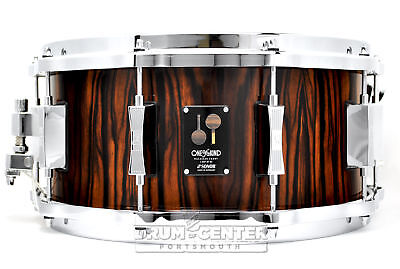 Sonor One of a Kind Snare Drum Macassar Ebony 14x6.5 - Video Demo