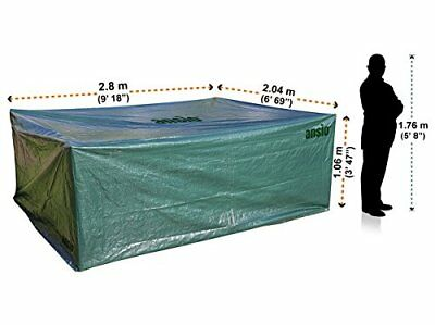 Large Patio Set Cover Outdoor Garden Furniture Cover  Patio Cover Size 2.8 m x