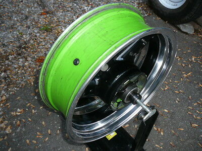 1993 1994 1995 Kawasaki Ninja ZX7 ZX750 ZX7-R Rear Wheel Rim Straight