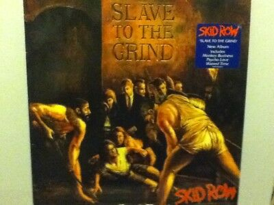 Skid    Row      Lp        Slave  To  The  Grind