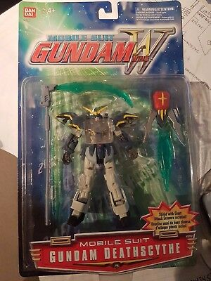 Mobile Suit Gundamn Wing Bandai Action Figure Deathscythe Carded