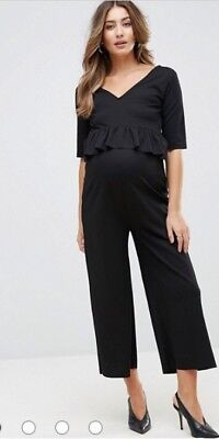 Gebe Maternity Jumpsuit Size 8