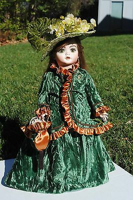 Antique German Reproduction Doll