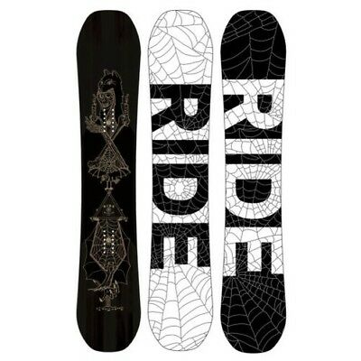 Ride Snowboard - Wild Life Wide - All-Mountain, Directional, Hybrid Camber 2018