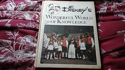 Disney's Wonderful World Of Knowledge #11 -  1973 - Danbury Press