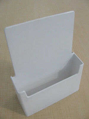 Literature Display Stand - Painted White