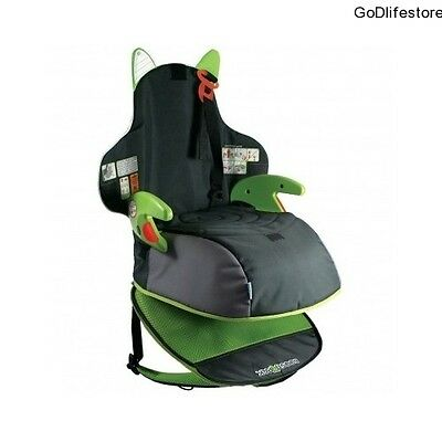 Booster Car Seat Travel Backpack Kids Child Hand Luggage Toys Holidays Day Trips