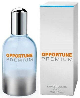 NEW ! Eau de Toilette OPPORTUNE PREMIUM longue tenue 50 ml Amway Made in France