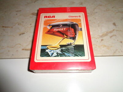 """Off The Records"" Sweet  Cassetta Stereo 8 RCA"
