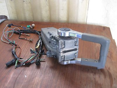 Yamaha Outboard Dual Engine Remote Control Assy 704-48207-B1-00