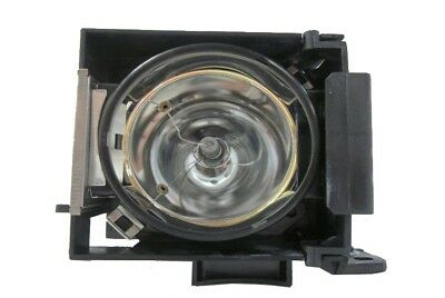 Original Bulb in cage fits EPSON EMP-61P Projector Lamp(180 Day Warranty)