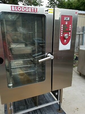 BLODGET bcm 101Steamer , convection oven self washing