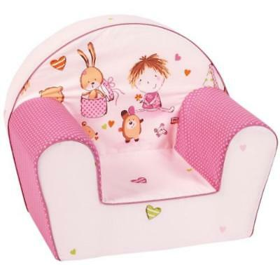 knorr-baby, Poltroncina per bambini, Rosa (pink) - NUOVO