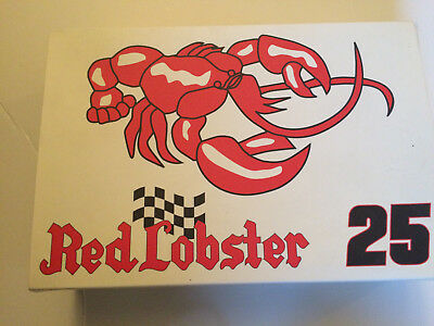 Revell-Monogram 8382 March 83G Red Lobster #25 1/32 Car