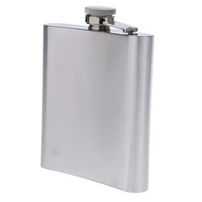 18oz Mini Healthy Wine Bottle Hip Flask Screw Cap for Travel Fishing Camping
