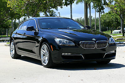 2014 BMW Other Base Sedan 4-Door 2014 BMW 640i xDrive Gran Coupe Sedan 2015 6 series 650i M Sport Mercedes CLS550