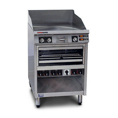 Hotplate / Griddle w Toaster Grill Austheat Commercial Hospitality Equipment NEW