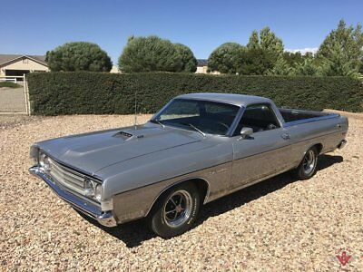 1969 Ford Ranchero  Excellent Condition 1969 Ford Ranchero Grand Touring!