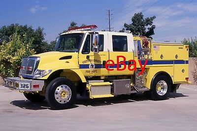 Fire Truck Photo Ventura International West-Mark Engine Apparatus Madderom