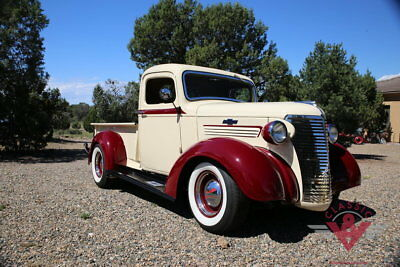 1938 Chevrolet 3 window Pick up RetroMod  1938 Chevrolet 3 window Pick Up Truck, Recently restored, less than 3,000 miles.