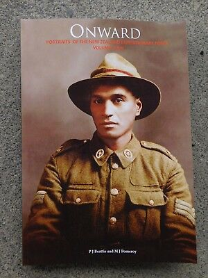 Onward Portraits of the New Zealand Expeditionary Force Vol. 4
