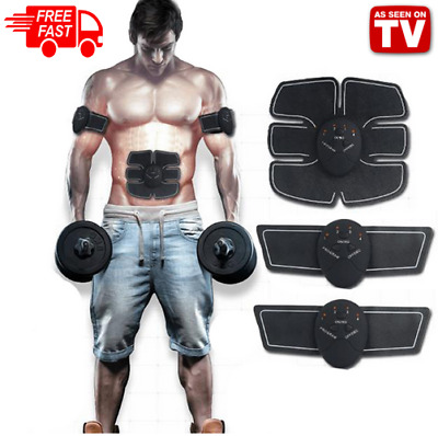 Abdomen Muscle ABS Stimulator Training / Top Quality / As Seen On TV