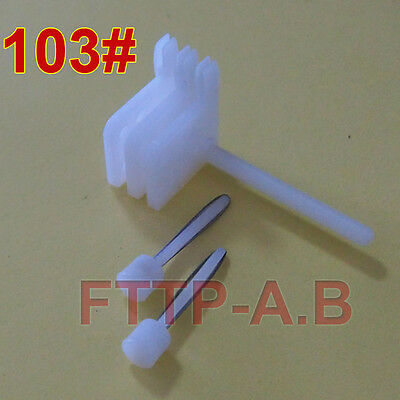 """103# hard disk Head Replacement Comb for 3 platter/6 heads inner parked 3.5"""" HDD"""