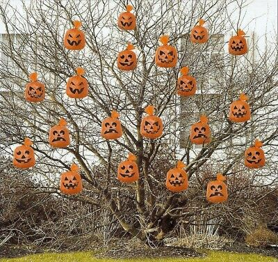 Buste plastica appendere zucca halloween decorazioni for Decorazioni halloween da appendere