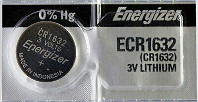 Lot of 10 Energizer CR1632 1632 Lithium Coin Cell 3V  Batteries Fast Shipping