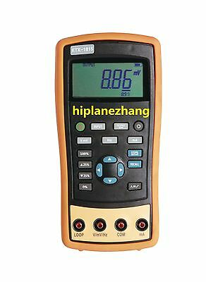 Hi-accuracy 0.05% Process Calibrator Voltage Current Frequency Source & Measure